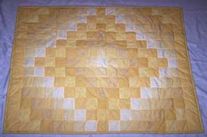 STAR TABLE RUNNER PATTERN - Ludlow Quilt and Sew